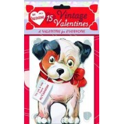 15 Vintage Valentines: A Valentine for Everyone by Laughing Elephant Publishing