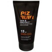 Piz Buin Tan & Protect Tan Intensifying Sun Lotion SPF15 150ml Bräunungskosmetik für Frauen beschleunigt die Bräunung