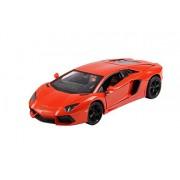 Buddy Toys BRC 24M10 - Modellino radiocomandato Lamborghini Aventador LP 700, Scala 1:24