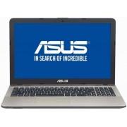 "Laptop ASUS VivoBook X541UJ-GO421 (Procesor Intel® Core™ i3-6006U (3M Cache, 2.00 GHz), Skylake, 15.6"", 4GB, 500GB, nVidia GeForce 920M@2GB, DVD-RW, Endless OS, Negru ciocolatiu)"