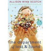 The Department of Lost and Found by Alliosn Winn Scoth