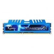 G.Skill Ripjaws-X - DDR3 - 8 Go : 2 x 4 Go - DIMM 240 broches - 1600 MHz / PC3-12800 - CL8 - 1.5 V - mémoire sans tampon - non ECC