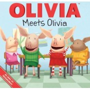 Olivia Meets Olivia by Ellie O'Ryan