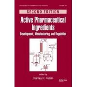 Active Pharmaceutical Ingredients by Stanley Nusim
