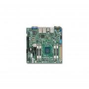 Supermicro Atom C2758 32G DDR3 PCIE SATA USB MiniITX Retail Mini ITX DDR3 1333 NA Motherboards MBD-A1SRI-2758F-O