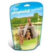 Playmobil - 6655 - Le Zoo - Suricates