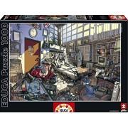 Puzzles Educa - Primavera, Arly Jones, puzzle de 1000 piezas (15983)