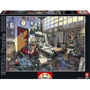 Educa - 15983 - Puzzle Classique - Printemps, Arly Jones