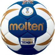 molten Handball H00X1300-YR - blau/weiß/gold | 0