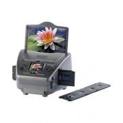 Somikon SD-1400 Scanner de diapositives, photos et négatifs avec capteur 14 mpx et carte SD