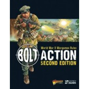 Bolt Action: World War II Wargames Rules: 2nd Edition