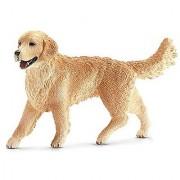 Schleich Female Golden Retriever Toy Figure