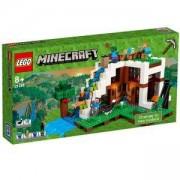 Конструктор Лего Майнкрафт - База при водопада - LEGO Minecraft, 21134