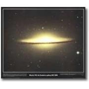 Poster Sombrero Galaxy