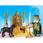 Playmobil King withThrone