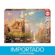 Grow Puzzle 6000 peças New York Afternoon, Alexander Chen