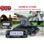 ICOM IC-2730E RICETRASMETTITORE DUAL BAND VHF/UHF 50 WATT RICEZIONE SIMULTANEA V / V, U / U