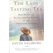Lady Tasting Tea by David Salsburg