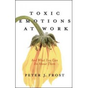 Toxic Emotions at Work and What You Can Do About Them by Peter J. Frost