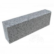 Bordura Granit Gri Sare si Piper (Bizotata 1L - 2cm) 10 x 15 x 50cm