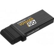 USB Flash Drive si microUSB Corsair Voyager GO USB 3.0 32GB