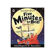Five Minutes to Bed! A Ladybird Skullabones Island (picture book)