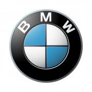 Bara spate neagra model cu senzori, std. BMW OE cod 51127178280