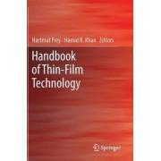Handbook of Thin Film Technology 2015 by Hartmut Frey