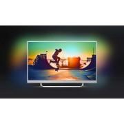 "Philips 49"" New Model 2017 UHD, DVB-T2/C/S2, Android TV, Ambilight 3, HDR Premium, 1300 PPI, 25W Soundbar"