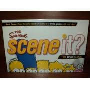The Simpsons Scene It DVD Board Trivia Game by Mattel