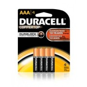 Duracell 4-pack Batteri AAA Ultra 1,5V