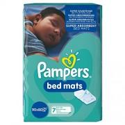 Pampers Bed Mats, 21 Mats