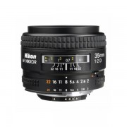 Obiectiv Nikon AF Nikkor 35mm f/2D