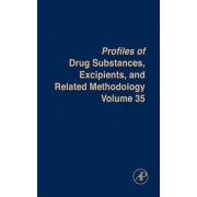 Profiles of Drug Substances, Excipients and Related Methodology by Harry G. Brittain