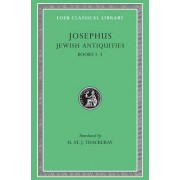 Works: Jewish Antiquities, Bks.I-III v. 5 by Flavius Josephus