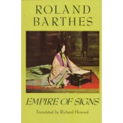 Empire Signs by Roland Barthes
