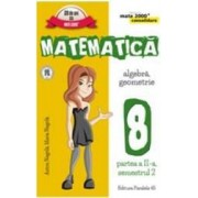Matematica cls 8 partea II sem 2 Consolidare ed.5 - Anton Negrila Maria Negrila