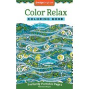 Color Relax Coloring Book: Perfectly Portable Pages