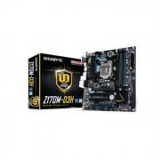 MB, GIGABYTE Z170M-D3H /Intel Z170/ DDR4/ LGA1151