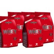 Combo 5x unidades Nutri Whey Protein - 907g - REFIL - Integralmédica
