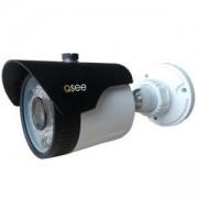 Водоустойчива AHD камера Q-See, 1/2.7 2.0MP, 1080P, 3.6мм, IR-30м, Бяла, QH8054B