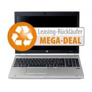 """EliteBook 8570p, 39,6 cm/15,6"""", Core i5, 4 GB RAM, 320 GB, Win10 (ref)"""