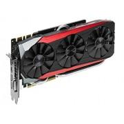 Asus GeForce Strix-GTX980TI-DC3OC-6GD5 Scheda Grafica Gaming, 7200 MHz Velocità Memoria, Tecnologia Auto-Extreme