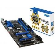 B85-G41 PC Mate - Carte mre ATX Socket 1150 Intel B85 Express - SATA 3Gb/s et SATA 6Gb/s - USB 3.0 - 1x PCI-Express 3.0 16x + 1x PCI-Express 2.0 16x