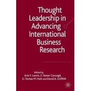 Thought Leadership in Advancing International Business Research by Arie Y. Lewin