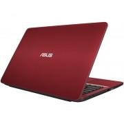 "ASUS X541NA-GO134 15.6"" Intel N3350 Dual Core 1.1GHz (2.4GHz) 4GB 500GB crveni"