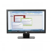 Monitor LED HP ProDisplay P222va 21.5 inch 8ms Black