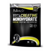 100% Creatine Monohydrate 500g - sáčok - BioTech USA