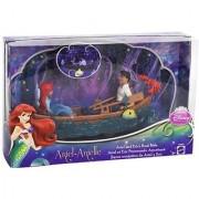 Disney Princess Favorite Moments The Little Mermaid Ariel and Erics Boat Ride Playset