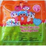 Lalaloopsy 516783 - Micro Lalaloopsy Surprise Pack Series 2 (Bandai)